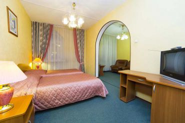 1-комнатный двухместный «евростандарт» TWIN