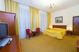 1-комнатный двухместный «комфорт» VIP DBL