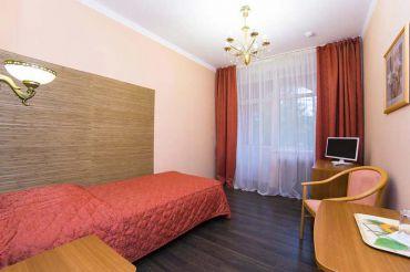 1-комнатный одноместный «евростандарт» SGL