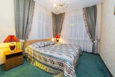 3-комнатный двухместный «евростандарт» TWIN